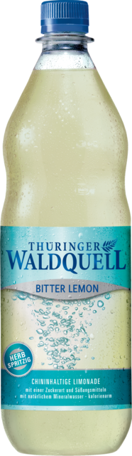 THÜR.WALDQ. BITTER LEMON 1,0 PET