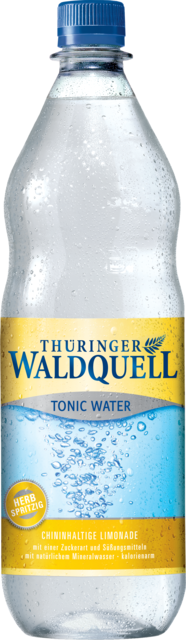 THÜR.WALDQ. TONIC WATER 1,0 PET