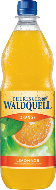 THÜR.WALDQ. ORANGE 1,0 PET