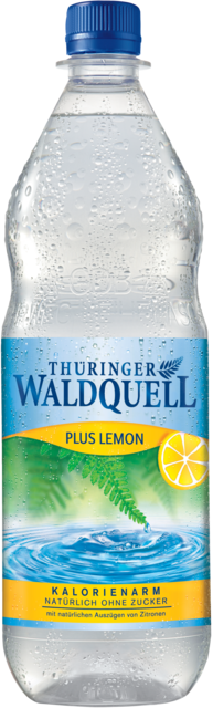 THÜR.WALDQ. PLUS LEMON 1,0 PET
